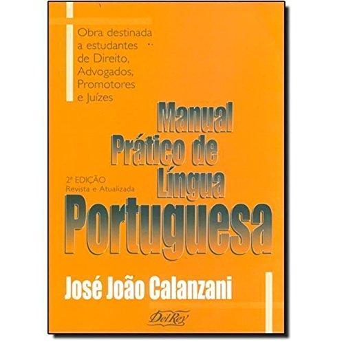 9788573086638: Manual Pratico de Lingua Portuguesa