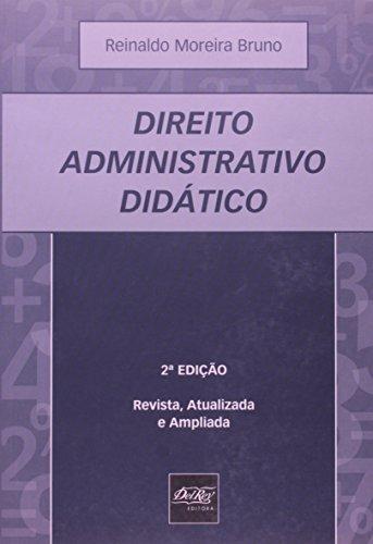 9788573089646: Direito Administrativo Didático