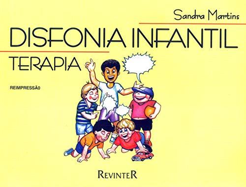 9788573092158: Disfonia Infantil. Terapia (Em Portuguese do Brasil)
