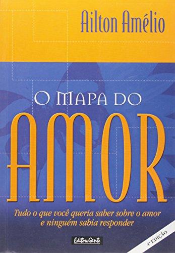 9788573123388: O Mapa do Amor (Em Portuguese do Brasil)