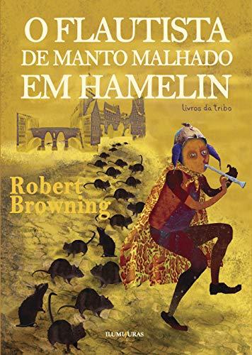9788573212778: Flautista De Manto Malhado Em Hamelin,o