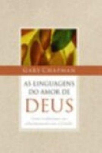 9788573252972: As Linguagens do Amor de Deus