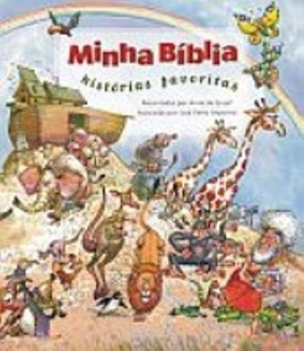 9788573254167: Minha Bíblia. Historias Favoritas (Em Portuguese do Brasil)