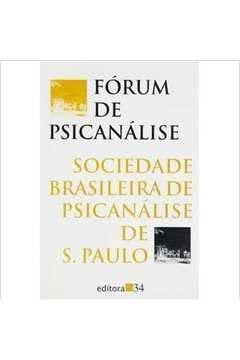 9788573260045: Fórum de Psicanálise