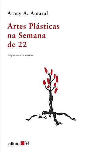 9788573261172: Artes plasticas na Semana de 22 (Portuguese Edition)