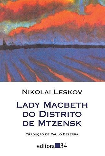 9788573264302: Lady Macbeth do Distrito de Mtzensk (Em Portugues do Brasil)