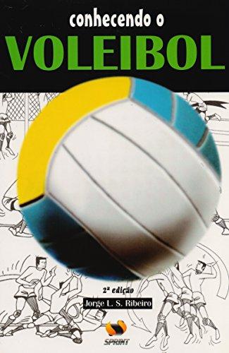 9788573321913: Conhecendo o Voleibol
