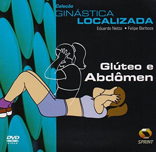 9788573322583: Ginástica Localizada. Glúteo E Abdômen - Livro Virtual (Em Portuguese do Brasil)