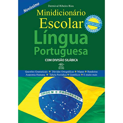 9788573383508: Novo Minidicionário Escolar Língua Portuguesa