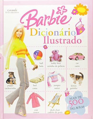 Dicionario Ilustrado Barbie: dorling kindersley