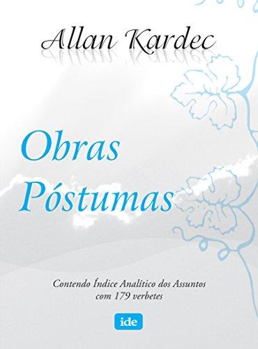 Obras Postumas (Em Portuguese do Brasil): Allan Kardec