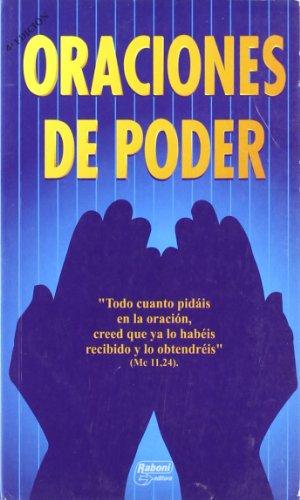 Oraciones de Poder: Fernando Gonzalaz
