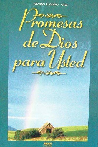 Promesa De Dios Para Usted {3a Edicion}: Castro, Maisa {Organizacion}