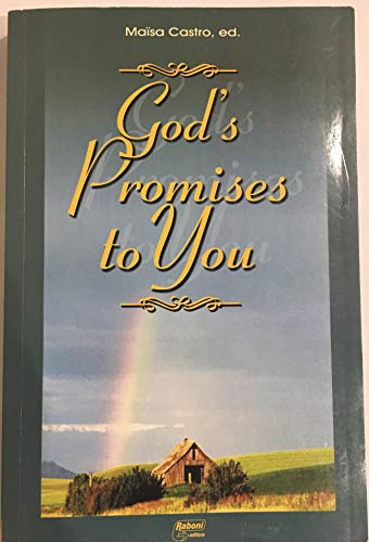 God's Promises To You: Castro, Maisa Ed.
