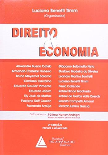 9788573485745: DIREITO E ECONOMIA