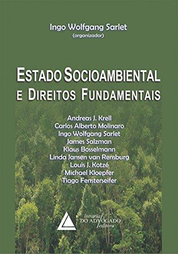 9788573486858: Estado Socioambiental e Direitos Fundamentais