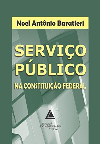 9788573489316: Servico Publico na Constituicao Federal