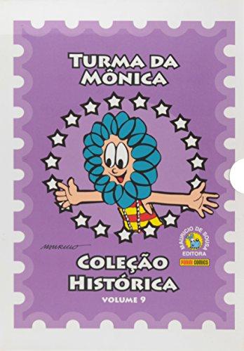 9788573515510: Turma da Monica - Vol.9 - Colecao Historica
