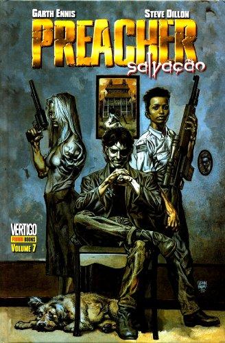 9788573516357: Preacher - Volume 7 (Em Portuguese do Brasil)
