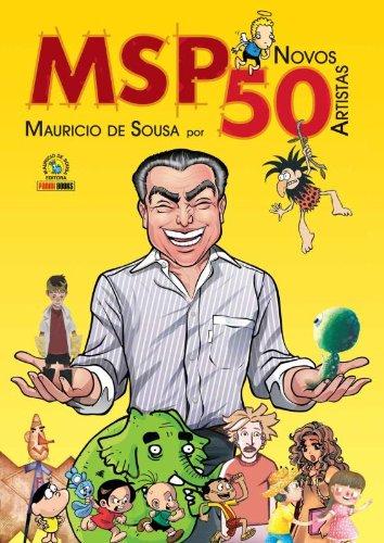 9788573518153: MSP 50 Novos Artistas - Volume 3 (Em Portuguese do Brasil)