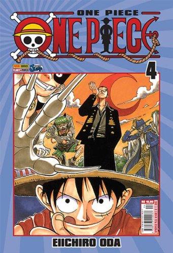 9788573519037: One Piece - Volume 4