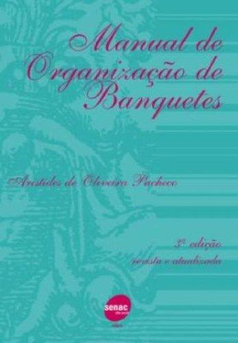 9788573590654: Manual De Organização De Banquetes (Em Portuguese do Brasil)