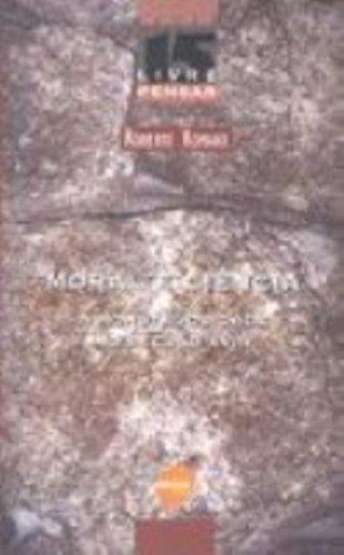 9788573592948: Moral E Ciência: A Monstruosidade No Século Xviii (Portuguese Edition)