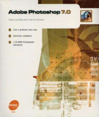 9788573593495: Adobe Photoshop 7.0 (+ CD-ROM) (Em Portuguese do Brasil)