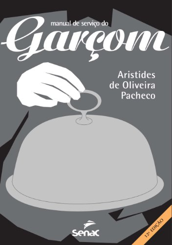 9788573595420: MANUAL DE SERVICO DO GARCOM - PORTUGUES BRASIL