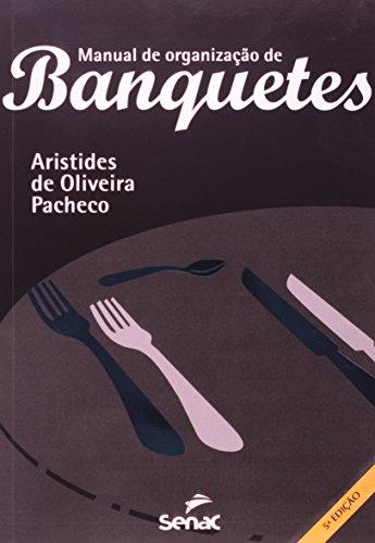 9788573597073: Manual De Organização De Banquetes (Em Portuguese do Brasil)