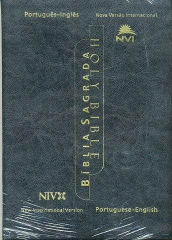 NIV Biligual Bible - English-Portuguese Biblia Sagrada: Portuguese-English Bible (Brazilian