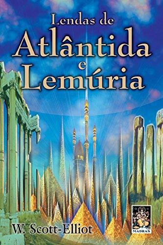 9788573745764: Lendas De Atlantida E Lemuria (Em Portuguese do Brasil)