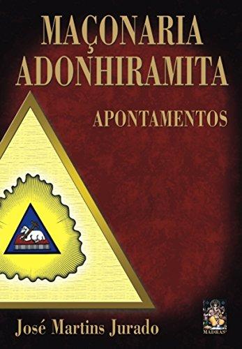 9788573748086: Maçonaria Adonhiramita. Apontamentos (Em Portuguese do Brasil)