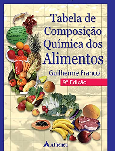Tabela De Composição Química Dos Alimentos (Em: Guilherme V. de