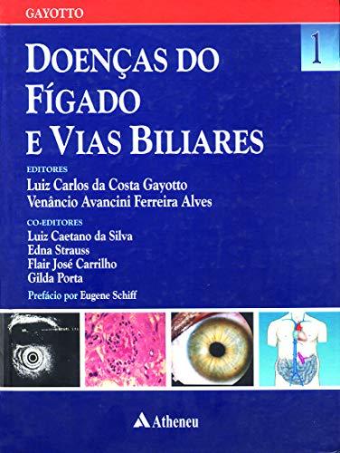 9788573793277: Doenças Do Figado E Vias Biliares - 2 Volumes (Em Portuguese do Brasil)