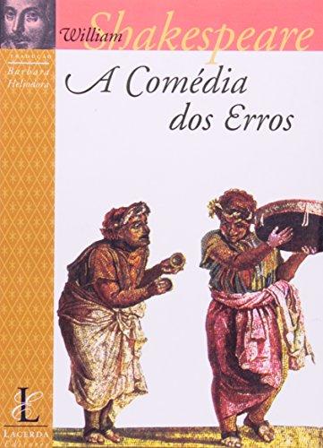 9788573840414: A Comedia Dos Erros (Em Portuguese do Brasil)