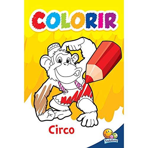 Imagen de archivo de COLORIR: CIRCO (Paperback) a la venta por Book Depository hard to find