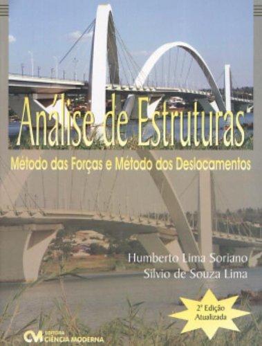 9788573935110: Análise de Estruturas. Método das Forças e Método dos Deslocamentos - 2ª Edição (Em Portuguese do Brasil)