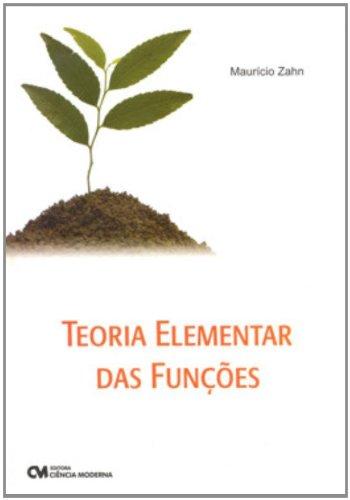 9788573937817: Teoria Elementar Das Funcoes (Em Portuguese do Brasil)