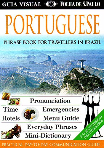 Portuguese (Phase Book for Travelers in Brazil): Guia Visual