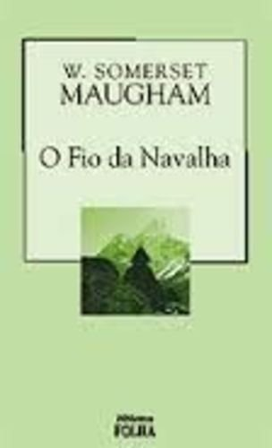 9788574025117: O FIO DA NAVALHA - PORTUGUES BRASIL