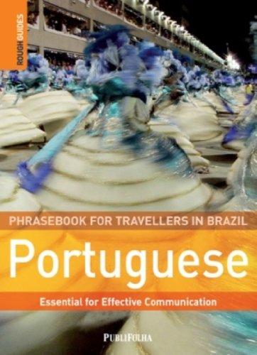 Portuguese. Phrasebook for Travellers in Brazil. Essential: V?rios Autores