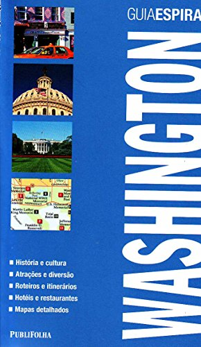 9788574029894: Guia Espiral. Washington (Em Portuguese do Brasil)
