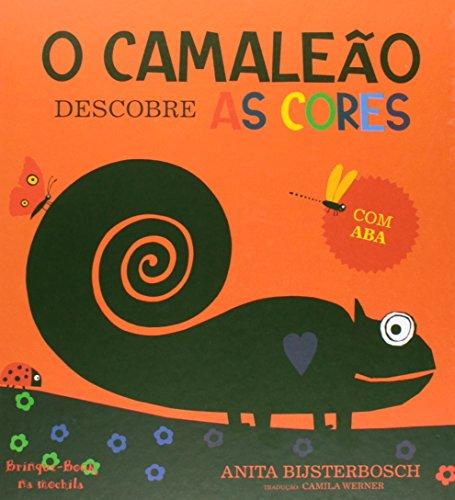 9788574125053: O Camaleão Descobre as Cores (Em Portuguese do Brasil)