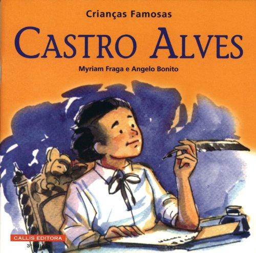 9788574161419: Castro Alves (Crianças Famosas)