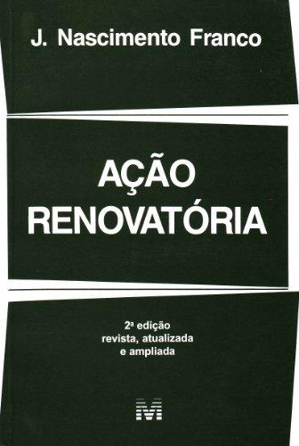 9788574201924: Ação Renovatória (Em Portuguese do Brasil)