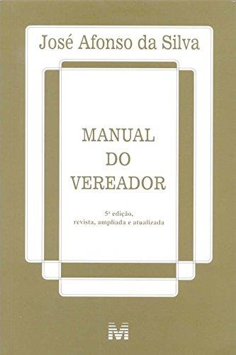 9788574206158: Manual Do Vereador (Em Portuguese do Brasil)