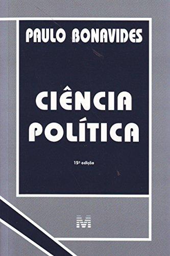 9788574208855: Ciência Politica (Em Portuguese do Brasil)