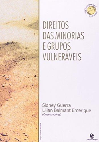 9788574296937: Direitos Das Minorias E Grupos Vulneráveis (Em Portuguese do Brasil)