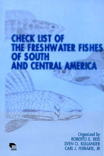9788574303611: Check List of the Freshwater Fishes of South and Central America (Em Portuguese do Brasil)